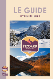 Couverture guide Izoard 2020